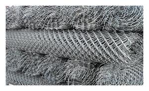 Сетка 5 ячейка 60х60 оцинкованная (рулон) рабица